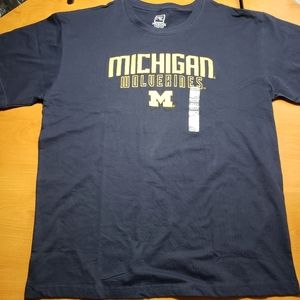 🆕️ Michigan Wolverines XL Shirt 🆕️
